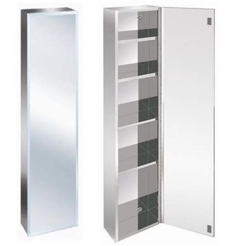 Mirrored Bathroom Tallboy Mirror Cabinets For Bathrooms Mf Cabinets