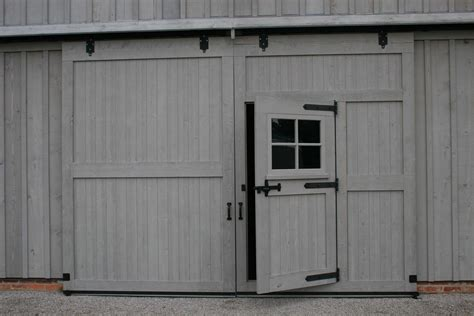 Why The Longevity Of Stable And Barn Door Hardware Is Barn Track Doors