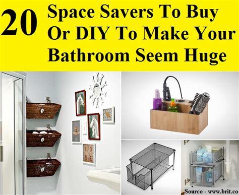 diy bathroom space saver 20 space savers to buy or diy to make your bathroom seem