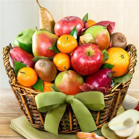 fruit gifts harvest gold fruit basket aa4000 a gift inside