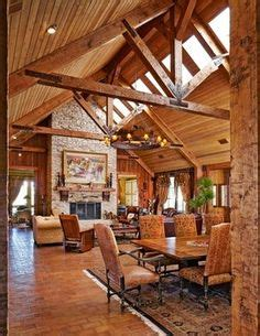 western ideas for home decorating home dining room ideas on log homes dining rooms and rustic