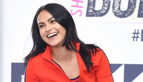 Mendes Stays In Shape by Camila Mendes Stays Fit At Shape Magazine S Shop