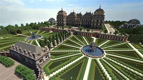 Home Design Japanese Style baroque palace vitruvian city minecraft project