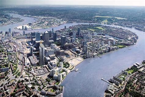 Spire London, Docklands Skyscraper e architect