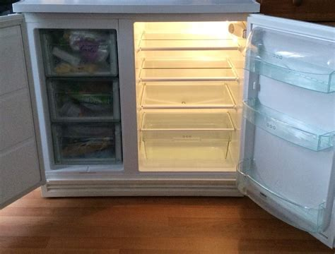 under fridge freezer zanussi under counter fridge freezer for sale in putney