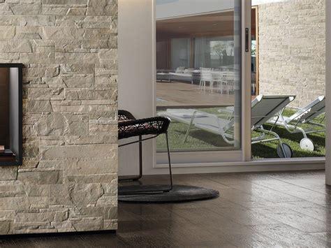 piastrelle muretto gres porcellanato effetto muretto in pietra wall dolmen