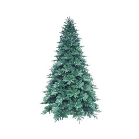 12 ft blue noble spruce artificial christmas tree with
