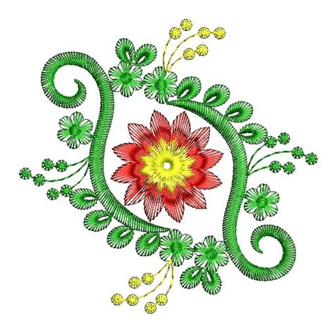 embroidery design in flower easy flower embroidery designs www imgkid com the