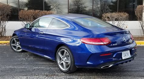 2017 C300 4matic Coupe by 2017 Mercedes C300 4matic Coupe The Daily Drive