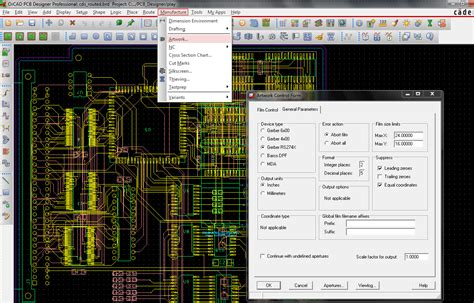 pcb layout design in orcad orcad pcb editor