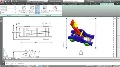 how to work layout in autocad autocad 2014 essentials 05 working with references