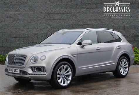 bentley bentayga silver bentley bentayga rhd