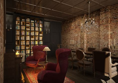 Home Library Lighting Design shhh it s a library new private members club opens for