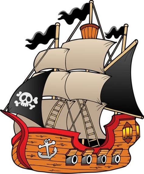 pirate ship clip 69 best pirate clipart images on clip
