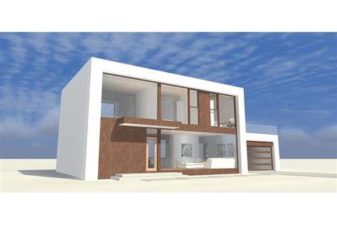 modern house blueprint creating modern house plans what you should include