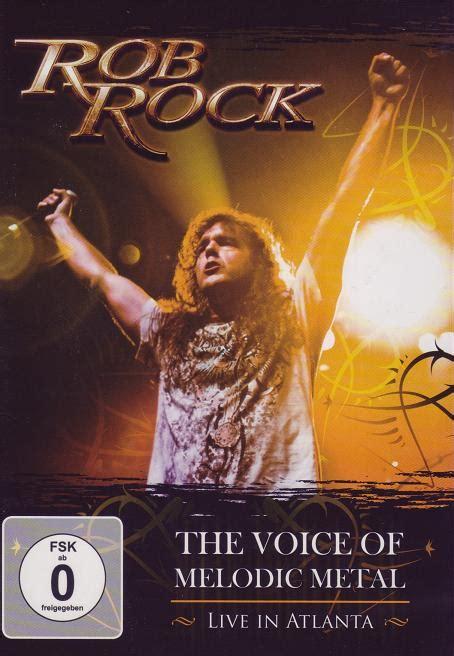 Rob Rock Garden Of Chaos Rob Rock 2009 Live In Atlanta Loakerz