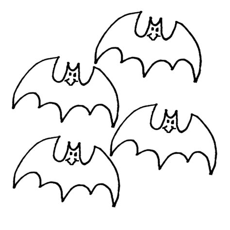 halloween coloring pages halloween bat coloring pages