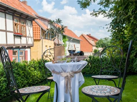 Garten Quedlinburg by Ferienhaus Am Schloss Harz Quedlinburg Firma Premium