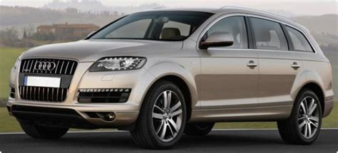 Audi Seven Seater Cars by Luxurious 7 Seat Audi Q7 Family Car Best 7 Seater Cars