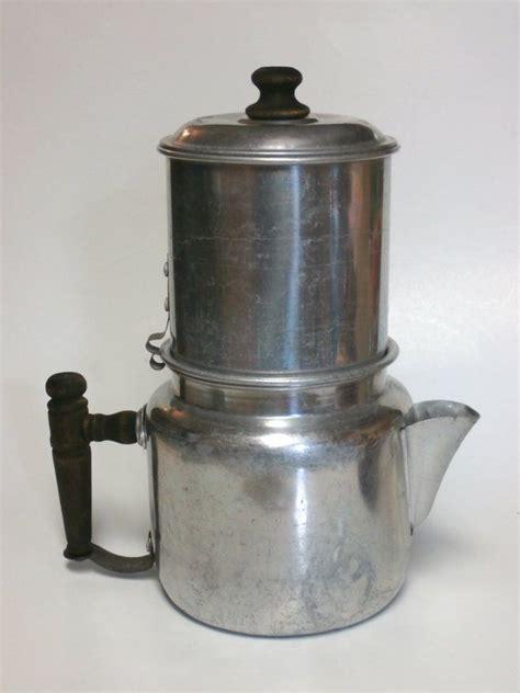 Coffee Maker Non Elektrik vintage drip o lator non electric coffee maker eco