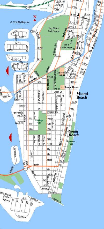 Of Miami Search Optimus 5 Search Image Miami Map