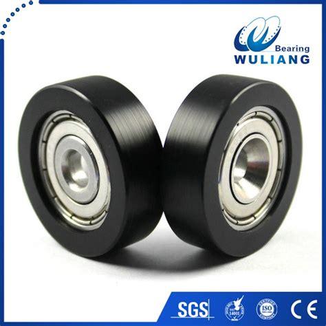 Sliding Door Bearing Wheels by Heavy Duty S608zz Bearing Pu Wheel Plastic Bearing For Sliding Door Window Buy Plastic