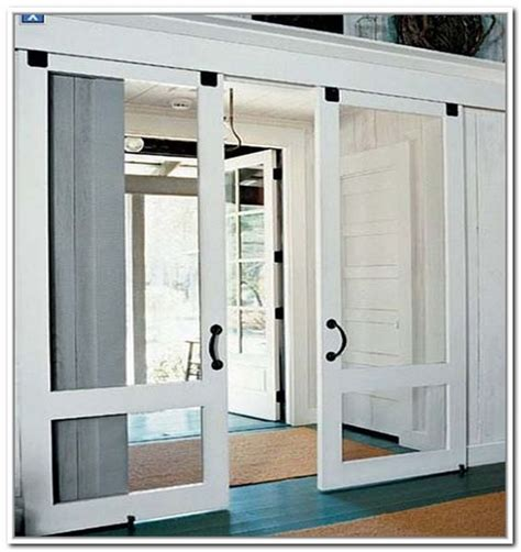 Storm Door For French Patio Doors Choice Image   Glass