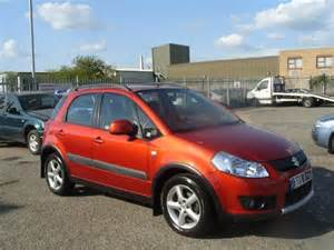 Suzuki Sx4 2008 For Sale Used Suzuki Sx4 2008 Orange Edition Diesel 1 6 Ddis 5 Door