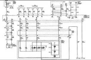 speaker wiring diagram for saturn outlook speaker electrical diagram pictures