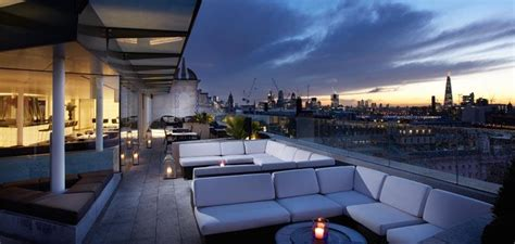 top bars covent garden radio rooftop bar me 5 star london hotel interior hotels and restaurants