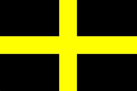 black yellow flag flag of saint david wikipedia