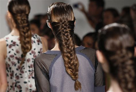 fashion hair 2015 new york fashion week looks we love for you