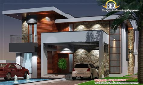 5 Bedroom House Plan modern house elevation 2831 sq ft home appliance