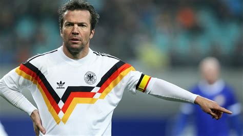 lothar matthäus haus exclusive stockpair partners with german football
