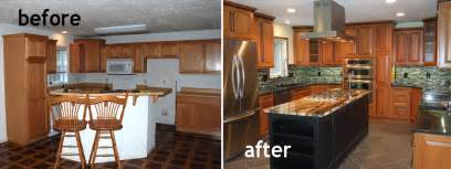 home remodel before and after news for custom home remodeling from atmosphere buidlers