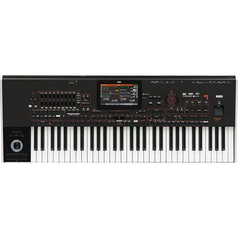Keyboard Korg Arranger korg pa4x professional 61 key arranger pa4xort61 b h