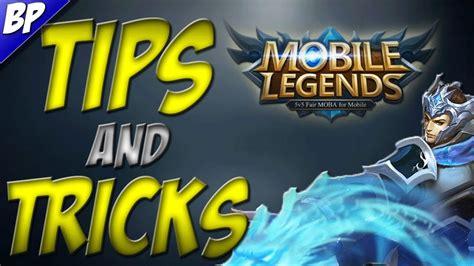 mobile legend tips mobile legends tips and tricks for beginners ceasil