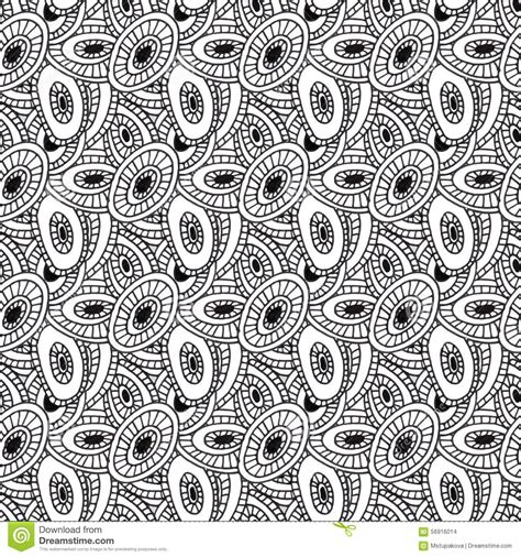 pattern of abstract in thesis abstract seamless pattern hand draw stock illustration