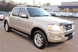 Used Ford Explorers Used Ford Explorer Sport Trac Limited Trucks For Sale In