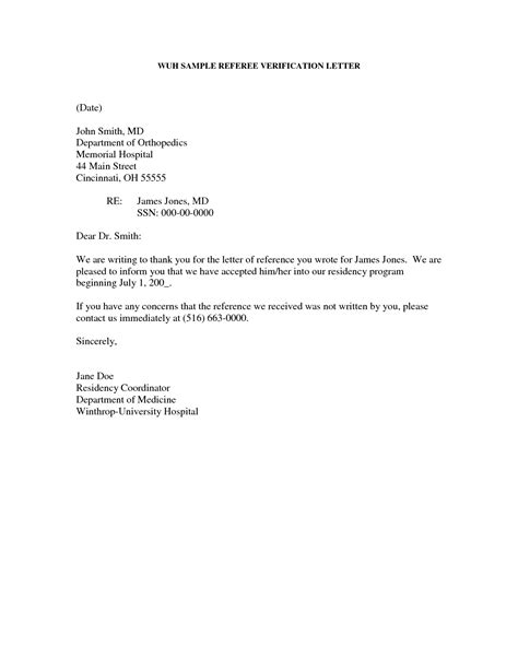 letter of residency template best photos of proof of residency letter exle sle