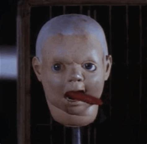 porcelain doll gif creepy dolls gifs wifflegif