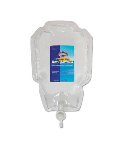 hand sanitizer push button dispenser refill   bag