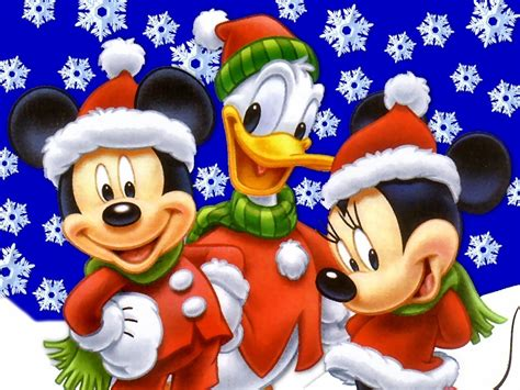 mickey mouse christmas christmas wallpaper 2735426