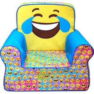 furniture emoji idea nuova kids foam chair emoji pals i can t