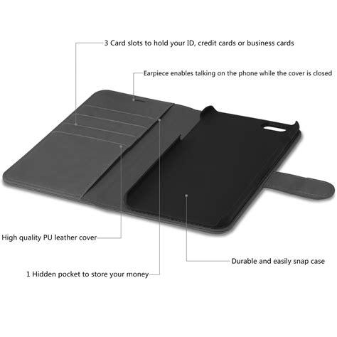 Huawei Honor Enjoy 5s Leather Flip Book Cover Kulit Sarung Elegan orbyx custodia originale flip folio book apple iphone