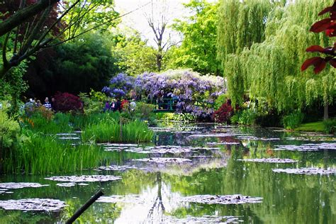 The S Garden e arthistory monet s giverny