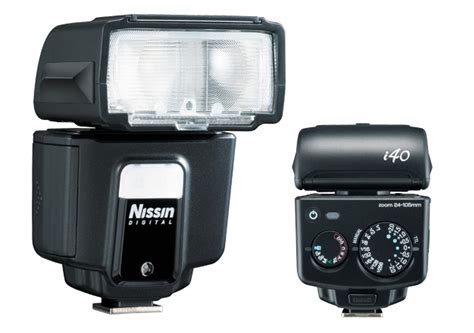 Nissin Flash nissin i40 compact ttl hss flash now available