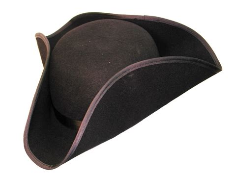 how to make a tricorn pirate hat from foam diy jack sparrow youtube four inch tricorn from hatcrafters