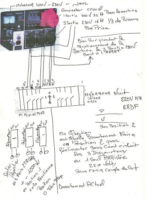 schema cablage inverseur groupe electrogene schema inverseur groupe electrogene sdmo