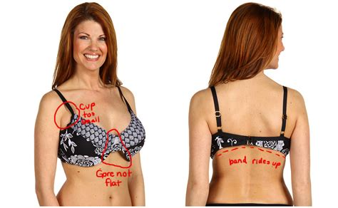 7 Signs Of An Ill Fitting Bra by Everything You About Bras Is Wrong Veggieboards